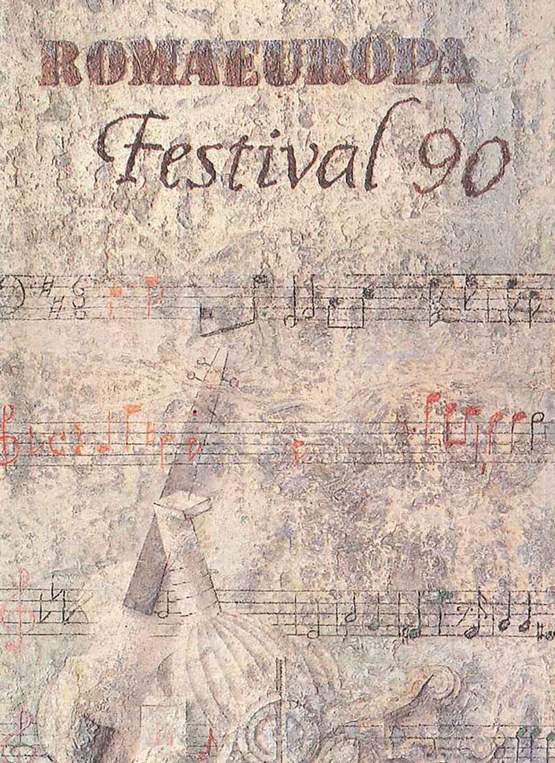 Romaeuropa Festival 1990