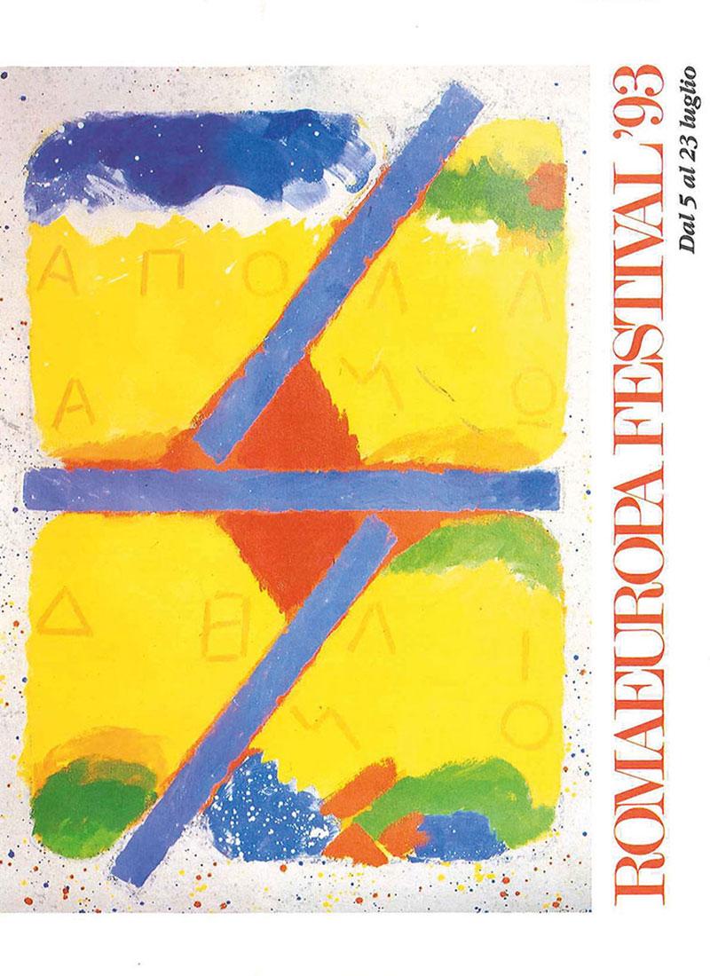 Romaeuropa Festival 1993