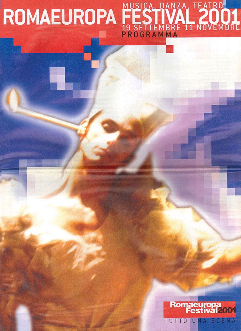 Romaeuropa Festival 2001