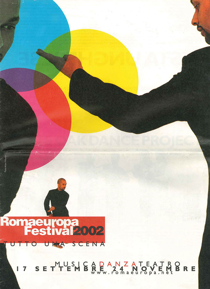 Romaeuropa Festival 2002
