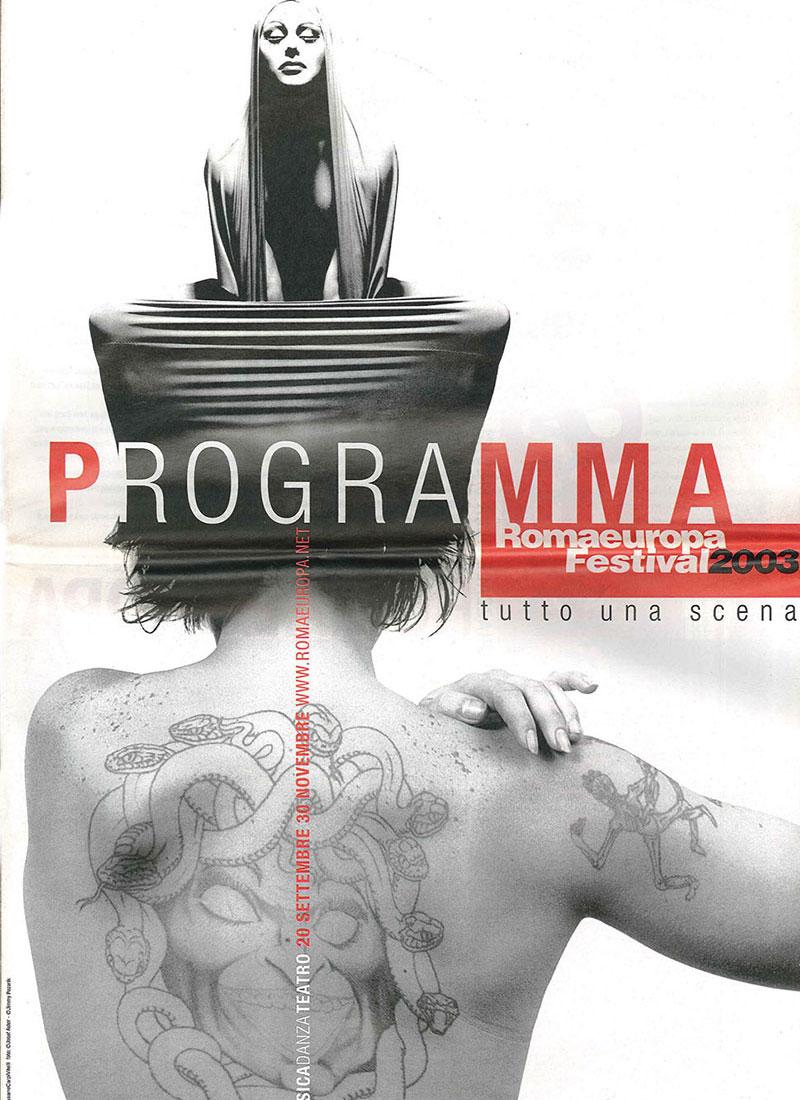 Romaeuropa Festival 2003