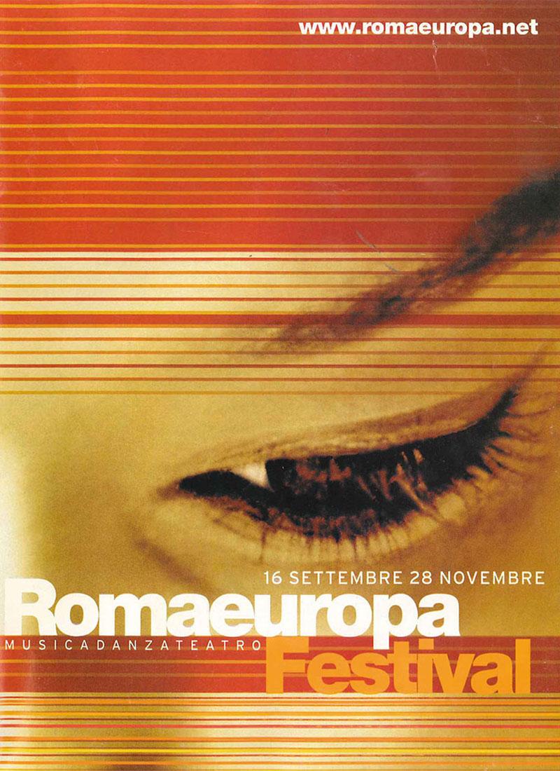 Romaeuropa Festival 2004