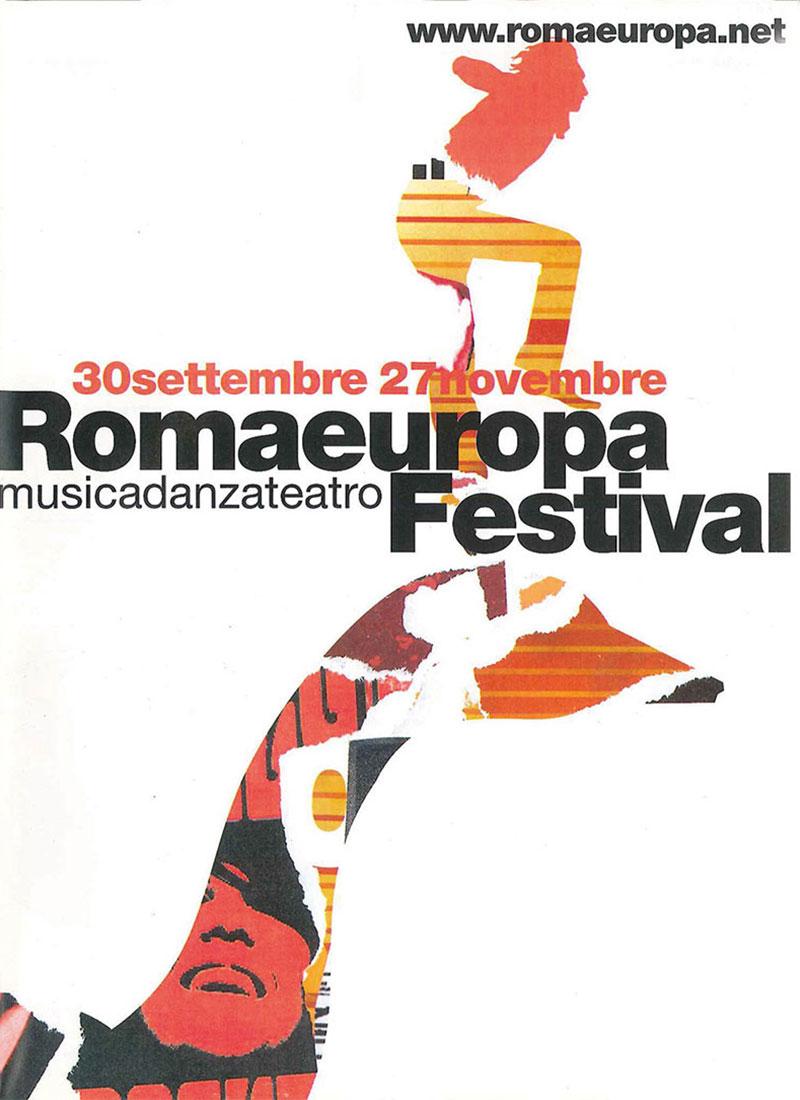 Romaeuropa Festival 2005
