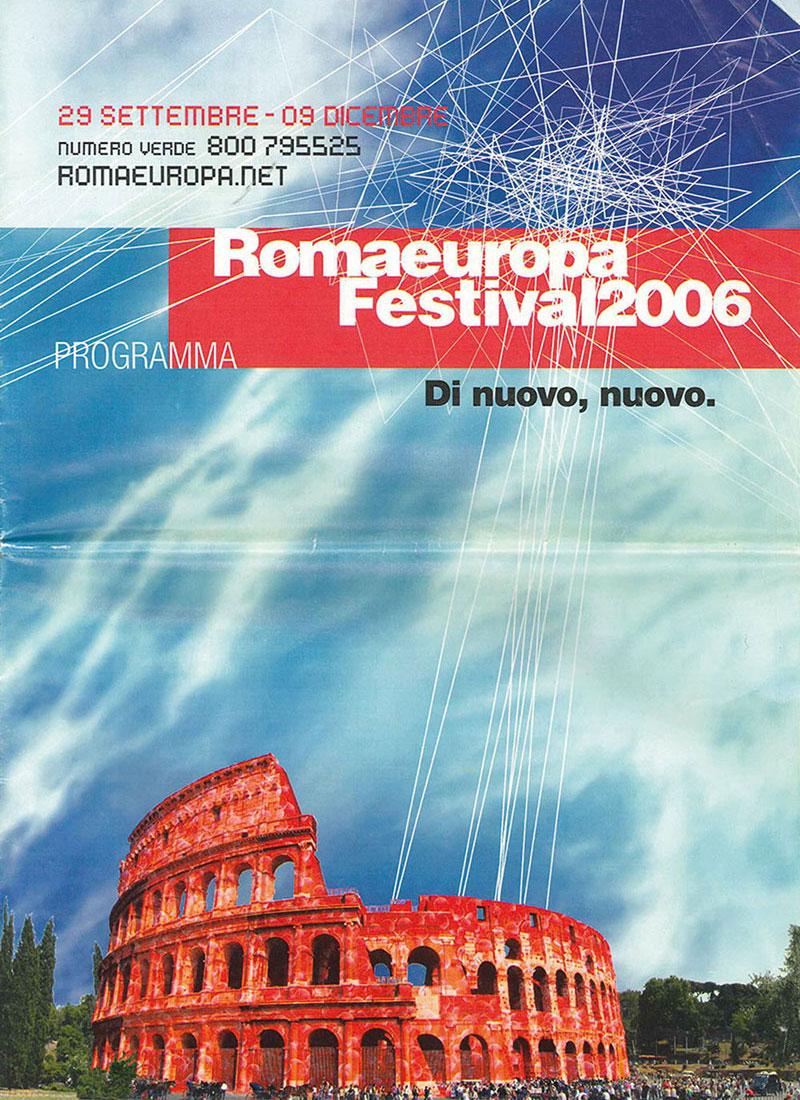 Romaeuropa Festival 2006