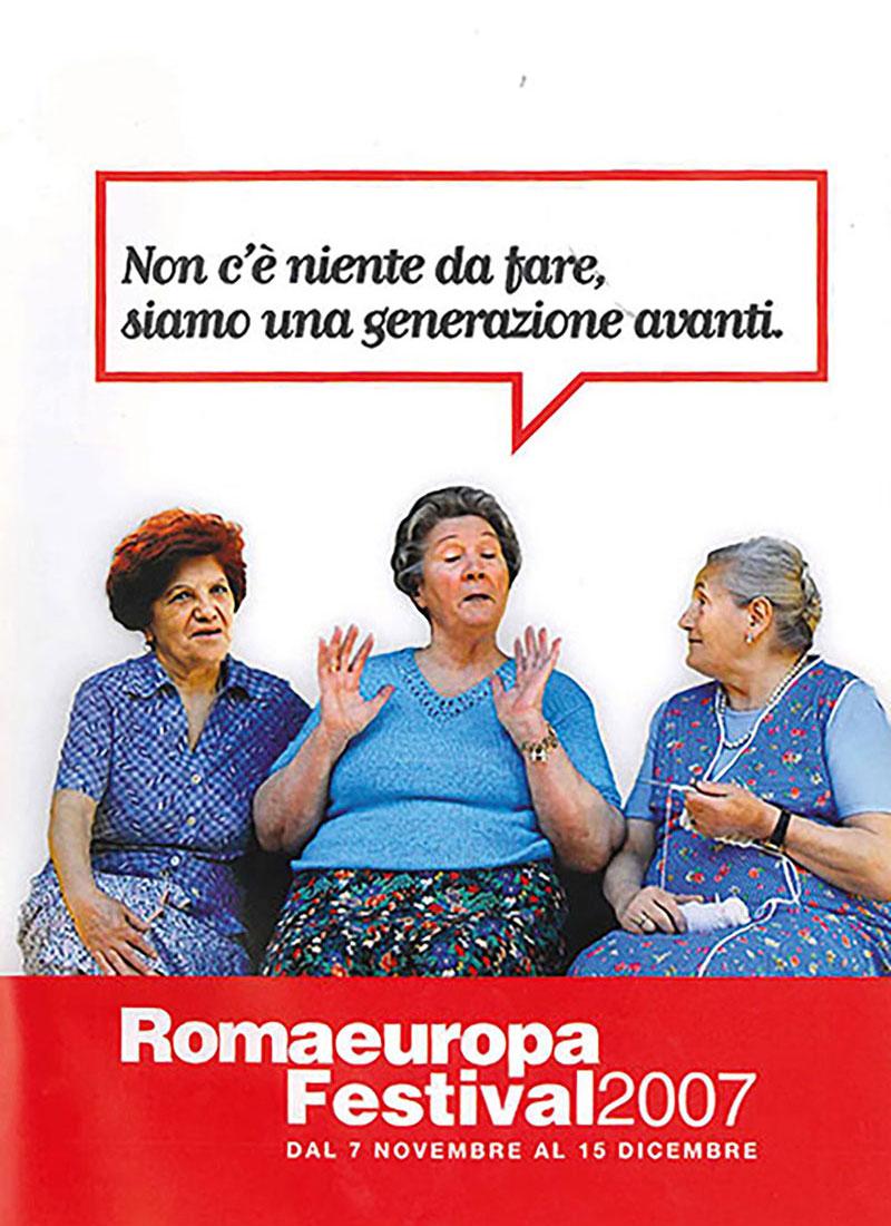 Romaeuropa Festival 2007